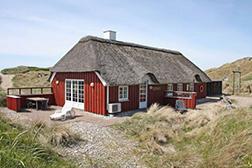Ferienhaus an der Küste Westjütlands
