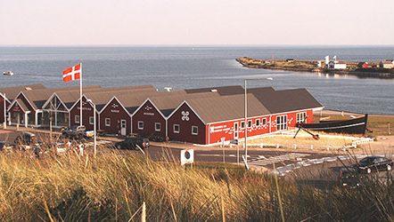 Fiskeriets Hus Hvide Sande