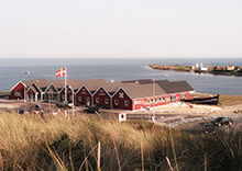 Billede af Fiskeriets Hus Hvide Sande, Museum & Aquarium