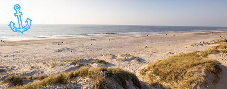 Pfingstferien am Strand in Dänemark verbringen