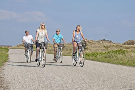 Fahrradverleih Hvide Sande Bike