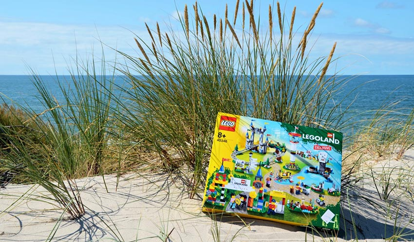 Legoland Park Set 40346