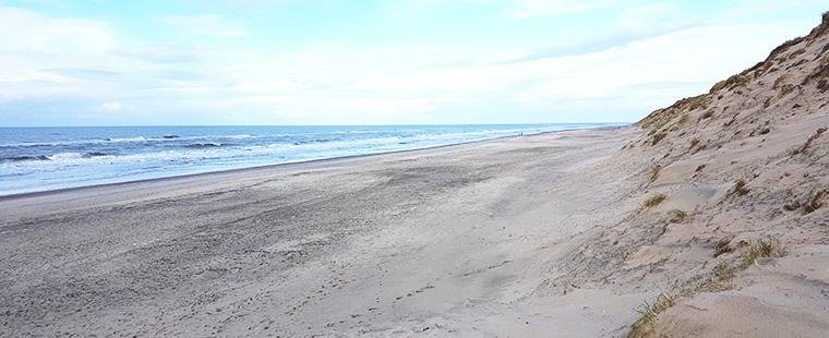 Stranden ved Nr. Lyngvig