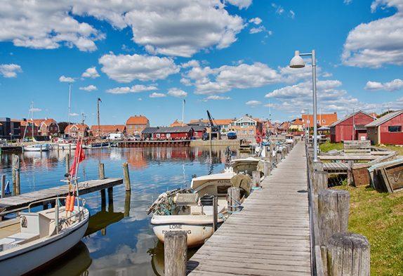 Ringkøbing Fjordhafen