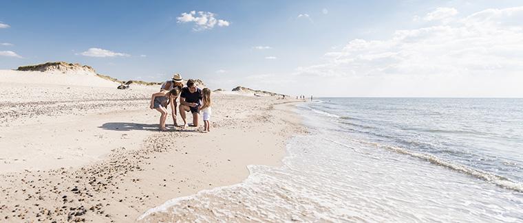 Last Minute ferie ved Vesterhavet
